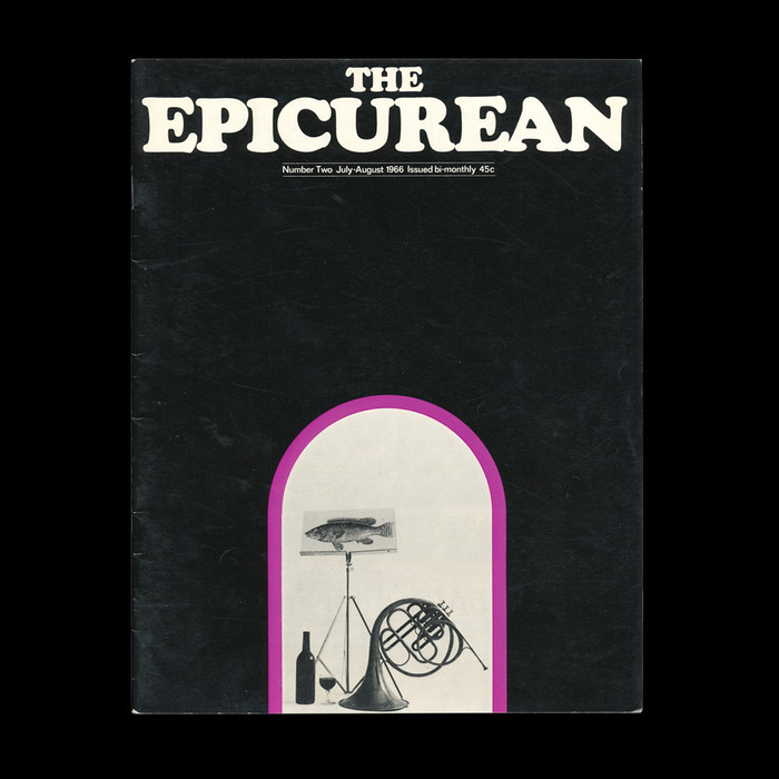 The Epicurean covers (No. 1–10, 1966–67) 2