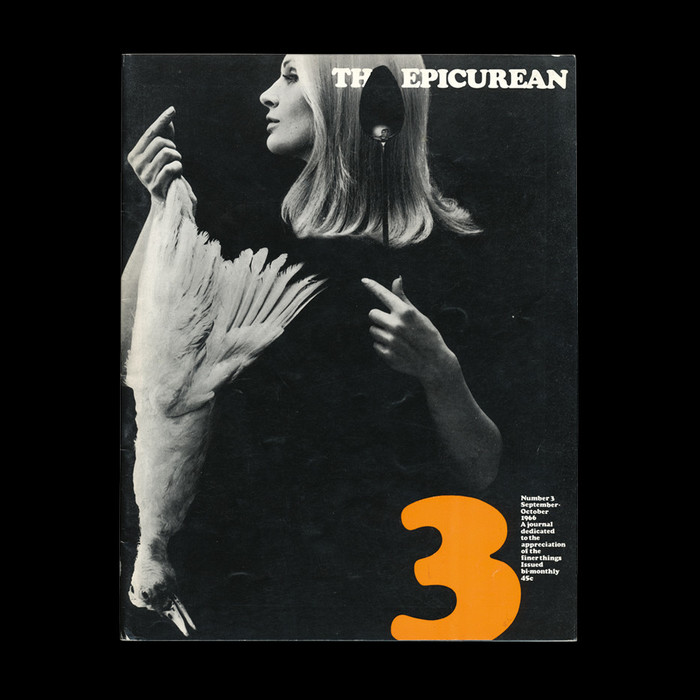 The Epicurean covers (No. 1–10, 1966–67) 3