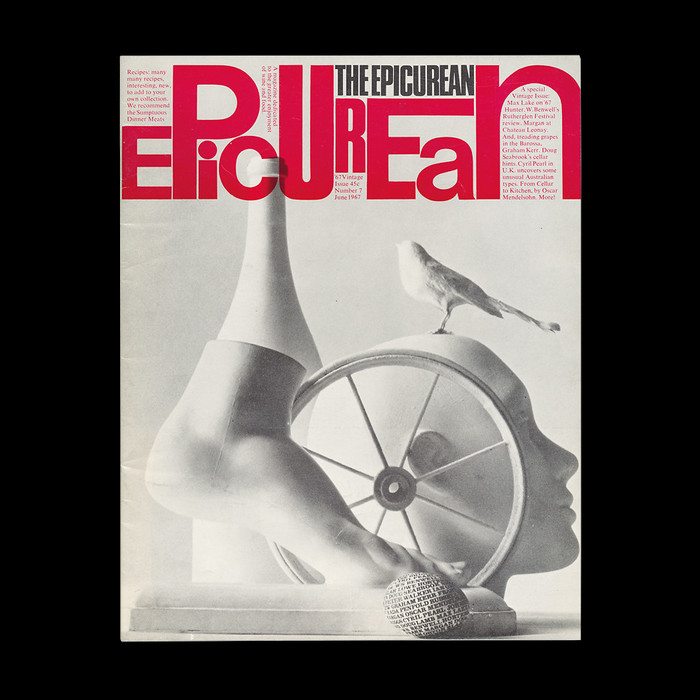 The Epicurean covers (No. 1–10, 1966–67) 7