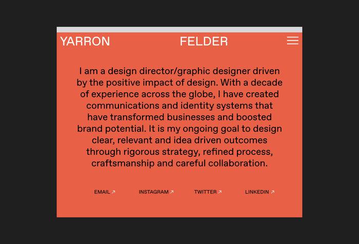 Yarron Felder 5