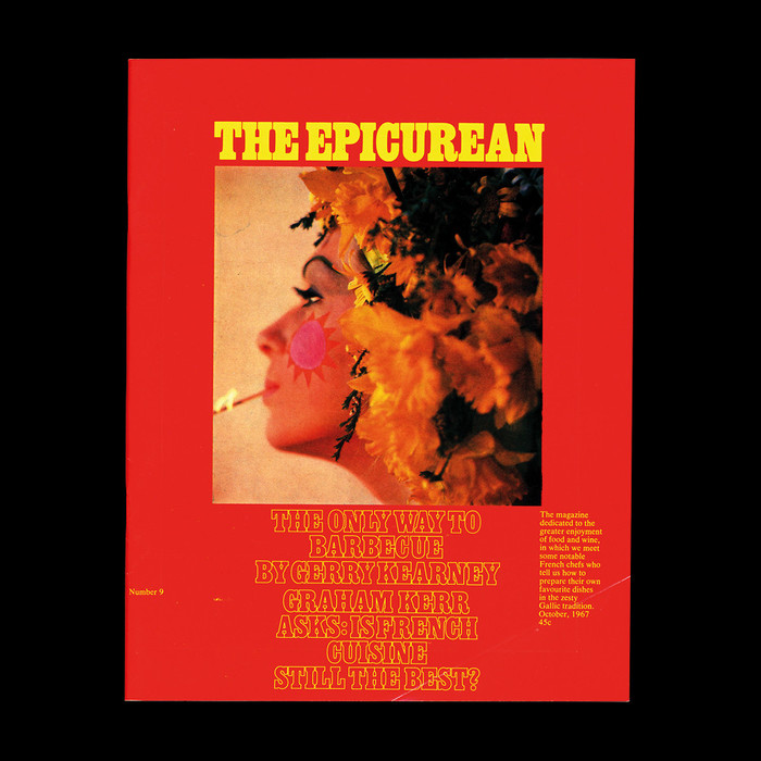 The Epicurean covers (No. 1–10, 1966–67) 9