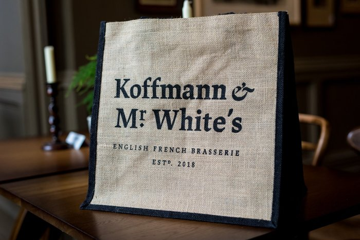 Koffmann & Mr. White's 5