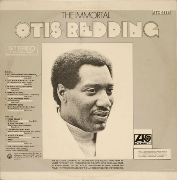 The Immortal Otis Redding 3