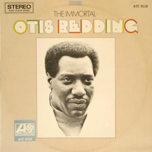 <cite>The Immortal Otis Redding</cite>
