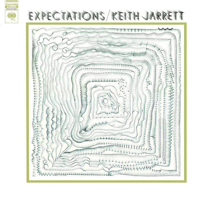 Keith Jarrett – Expectations album art 1