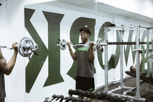 Patrick School gym renovation by Kyrie Irving & Nike