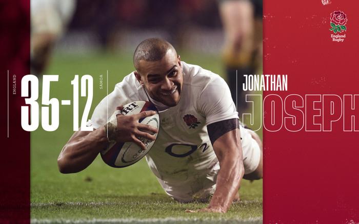 England Rugby (RFU) brand 2