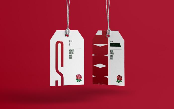 England Rugby (RFU) brand 3