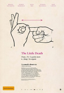 <cite>The Little Death</cite> (2014) movie poster