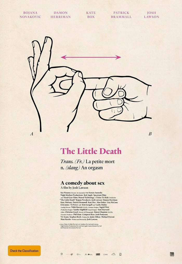 The Little Death (2014) movie poster