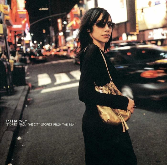 Stories from the City, Stories from the Sea – PJHarvey 1