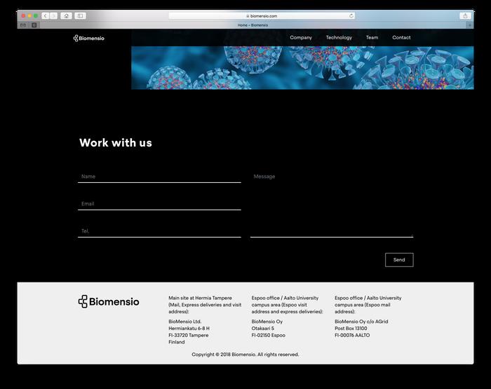 Biomensio 6