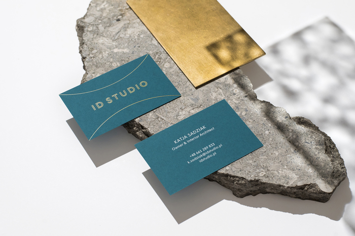 ID Studio visual identity 2