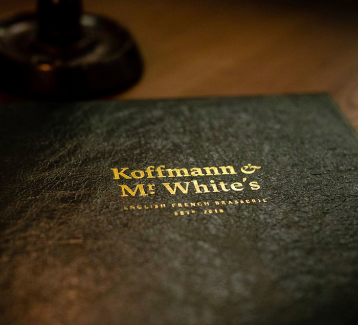 Koffmann & Mr. White's 7