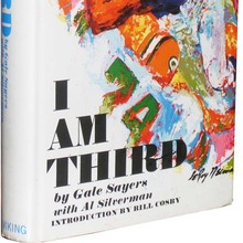 <cite>I Am Third</cite> – Gale Sayers with Al Silverman (Viking)