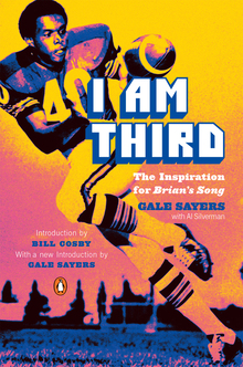 <cite>I Am Third</cite> – Gale Sayers with Al Silverman (Penguin)
