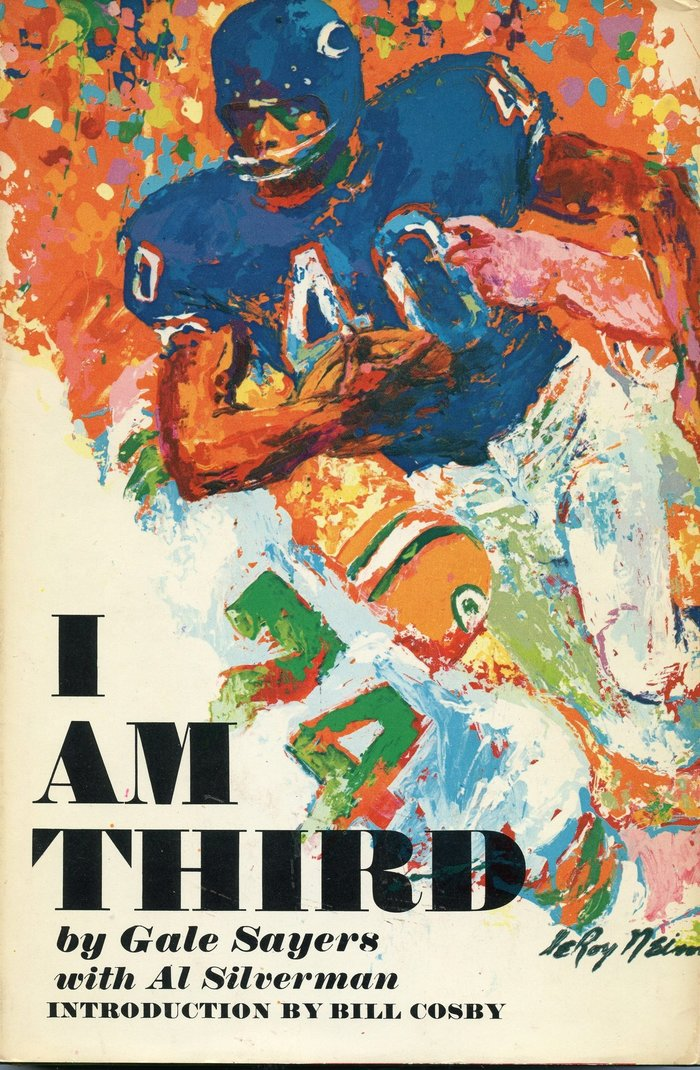 I Am Third – Gale Sayers with Al Silverman (Viking) 2