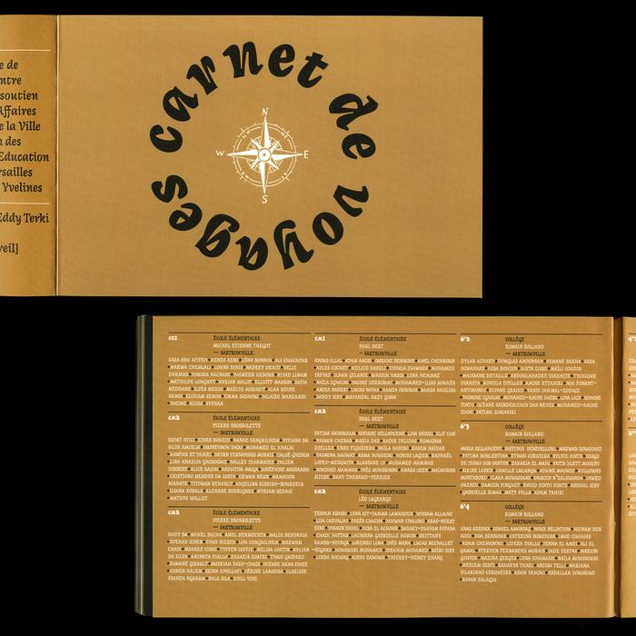 Carnet de voyages 1