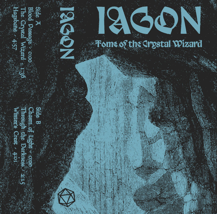 Tome of the Crystal Wizard – Iagon 1