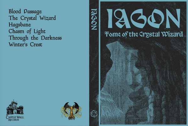Tome of the Crystal Wizard – Iagon 2