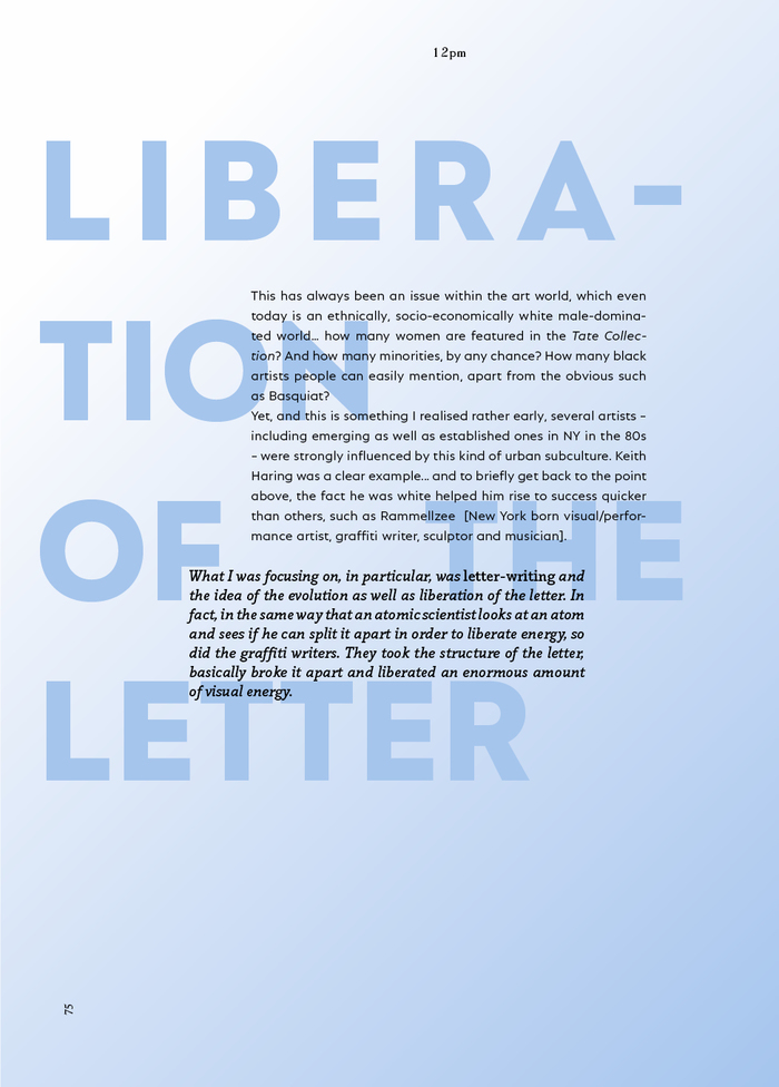 Look Lateral magazine, 2nd edition, 1st issue 4