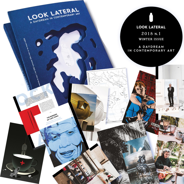 Look Lateral magazine, 2nd edition, 1st issue 1