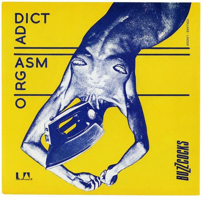 """Orgasm Addict"", United Artists Records, 1977."
