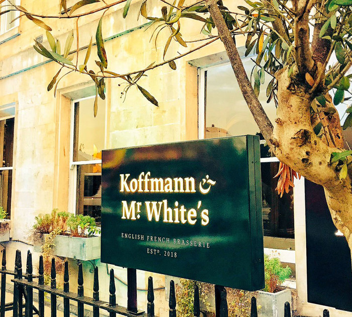 Koffmann & Mr. White's 1