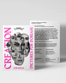 <cite>Creation (Pictures of Dorian)</cite> – Schlachthaus Theater Bern