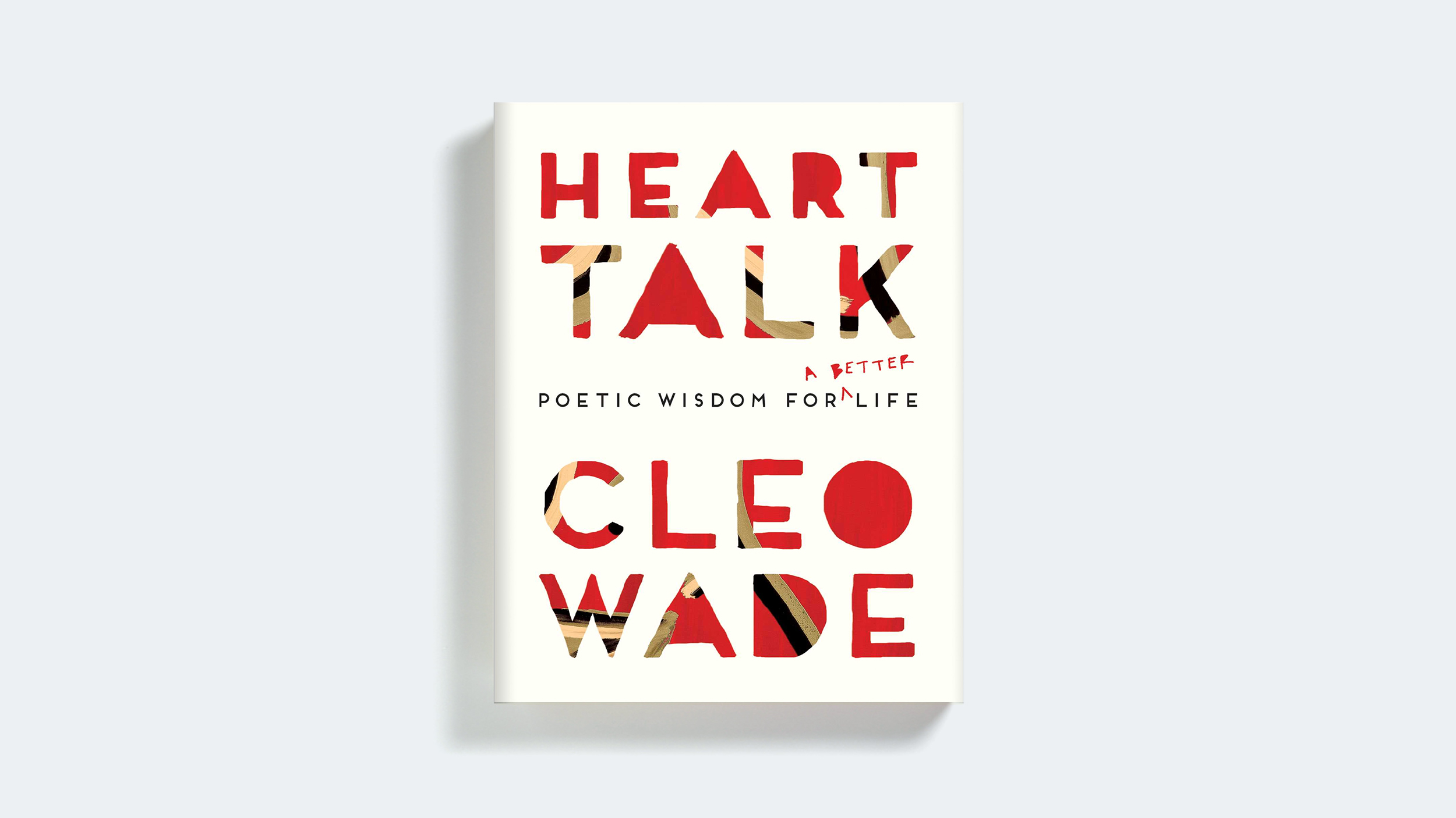 Heart Talk – Cleo Wade - Fonts In Use