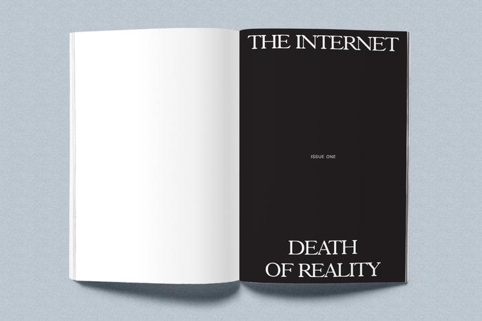 Print is Dead is Dead. 2