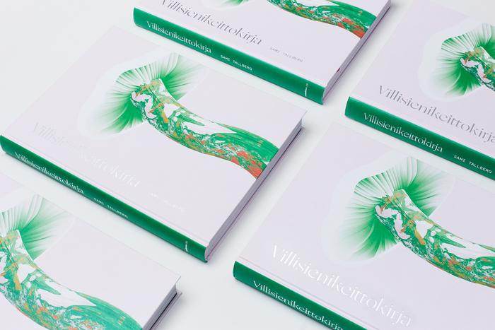 Villisienikeittokirja (The Wild Mushroom Cookbook) 2