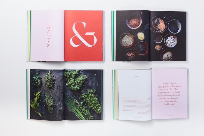 Villisienikeittokirja (The Wild Mushroom Cookbook) 3