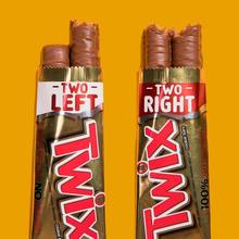 Twix branding 2018