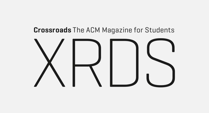 XRDS magazine (2010–) 1