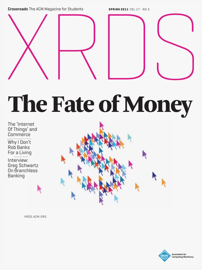 XRDS magazine (2010–) 3