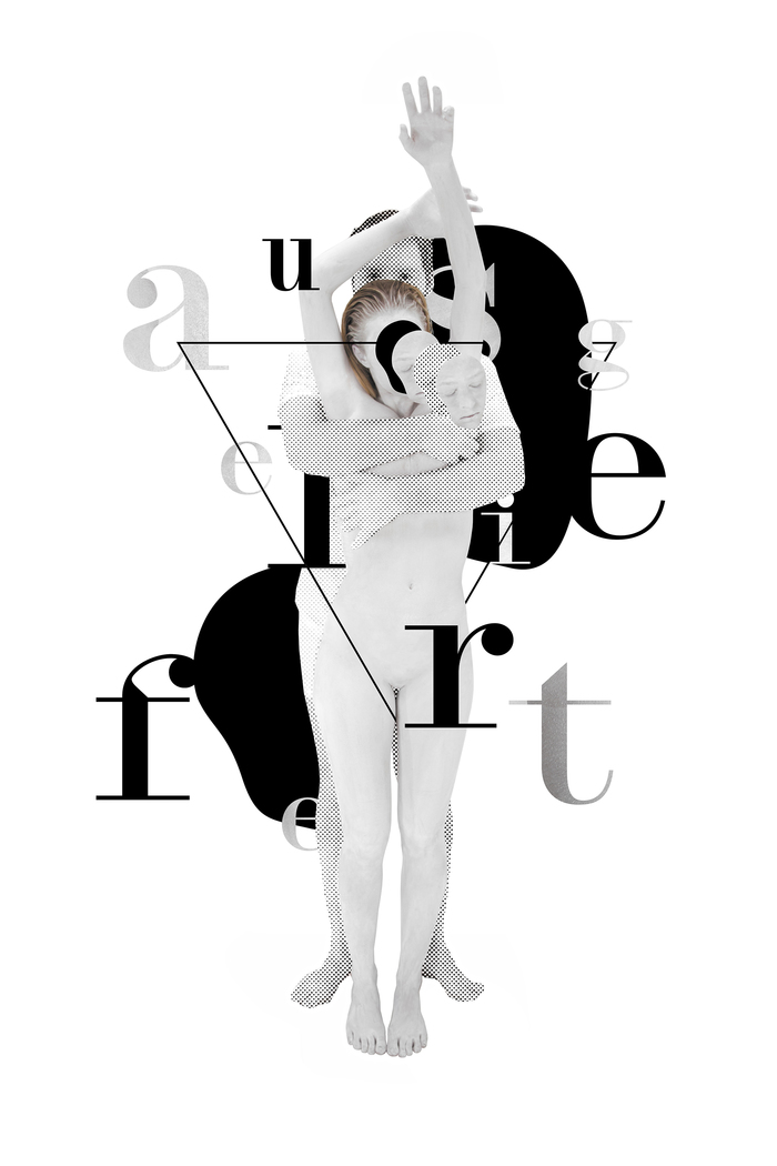 "Collage for ""ausgeliefert"" (exposed)"