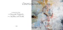 Clarence Eduarte website