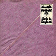 Atomic Rooster – <cite>Made In England </cite>album art
