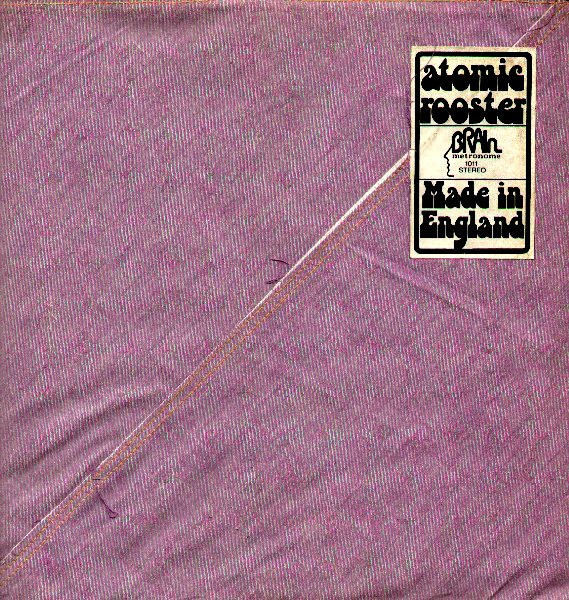 Atomic Rooster – Made In England album art 3