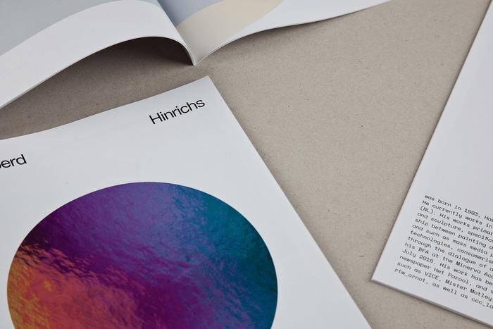 Henk-Sjoerd Hinrichs catalog 2017 1