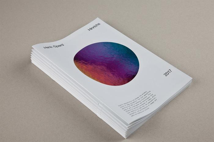 Henk-Sjoerd Hinrichs catalog 2017 6