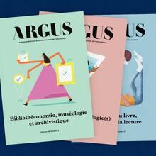 <cite>Argus</cite> magazine, 2017 redesign