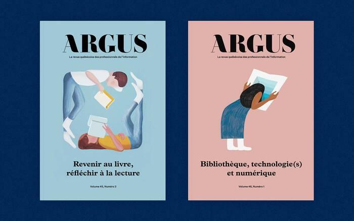 Argus magazine, 2017 redesign 2