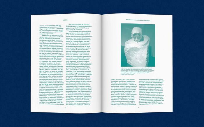 Argus magazine, 2017 redesign 6