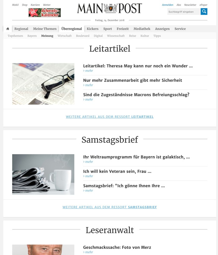 Main-Post website 6