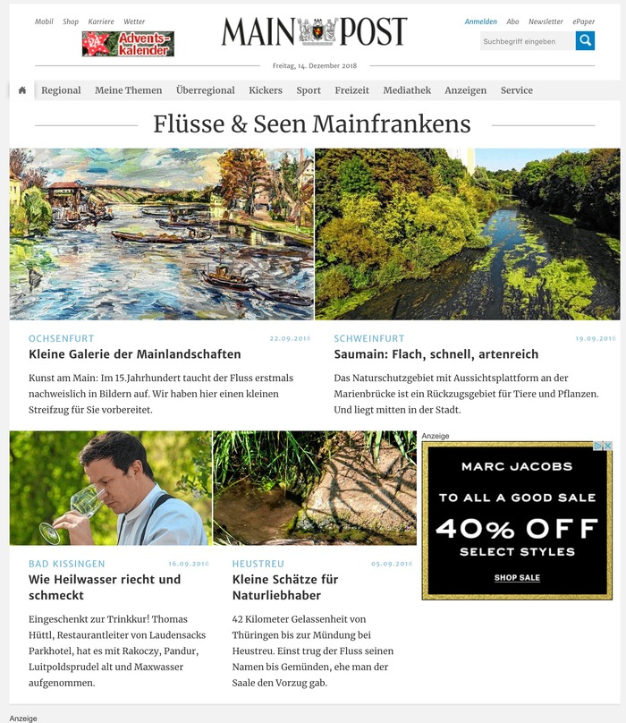 Main-Post website 4