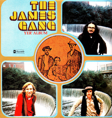 <cite>Yer' Album</cite> – James Gang
