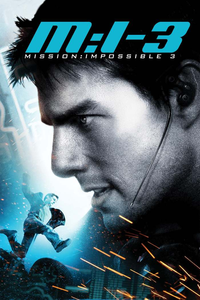 Mission: Impossible III (2006) posters 1
