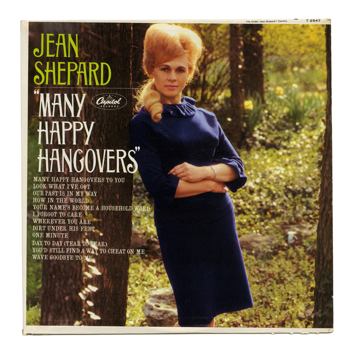 Many Happy Hangovers – Jean Shepard